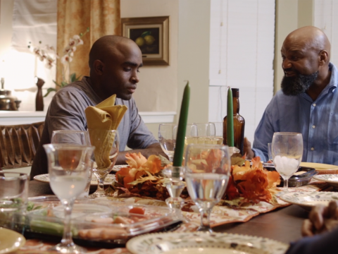 Thanksgiving with the Carters