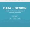 Data + Design